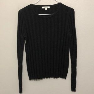 Madewell Clarkwell Pullover Knit Sweater